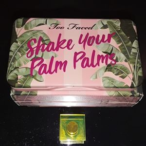 Too Faced Shake Your Palm Palms Eyeshadow Pallette